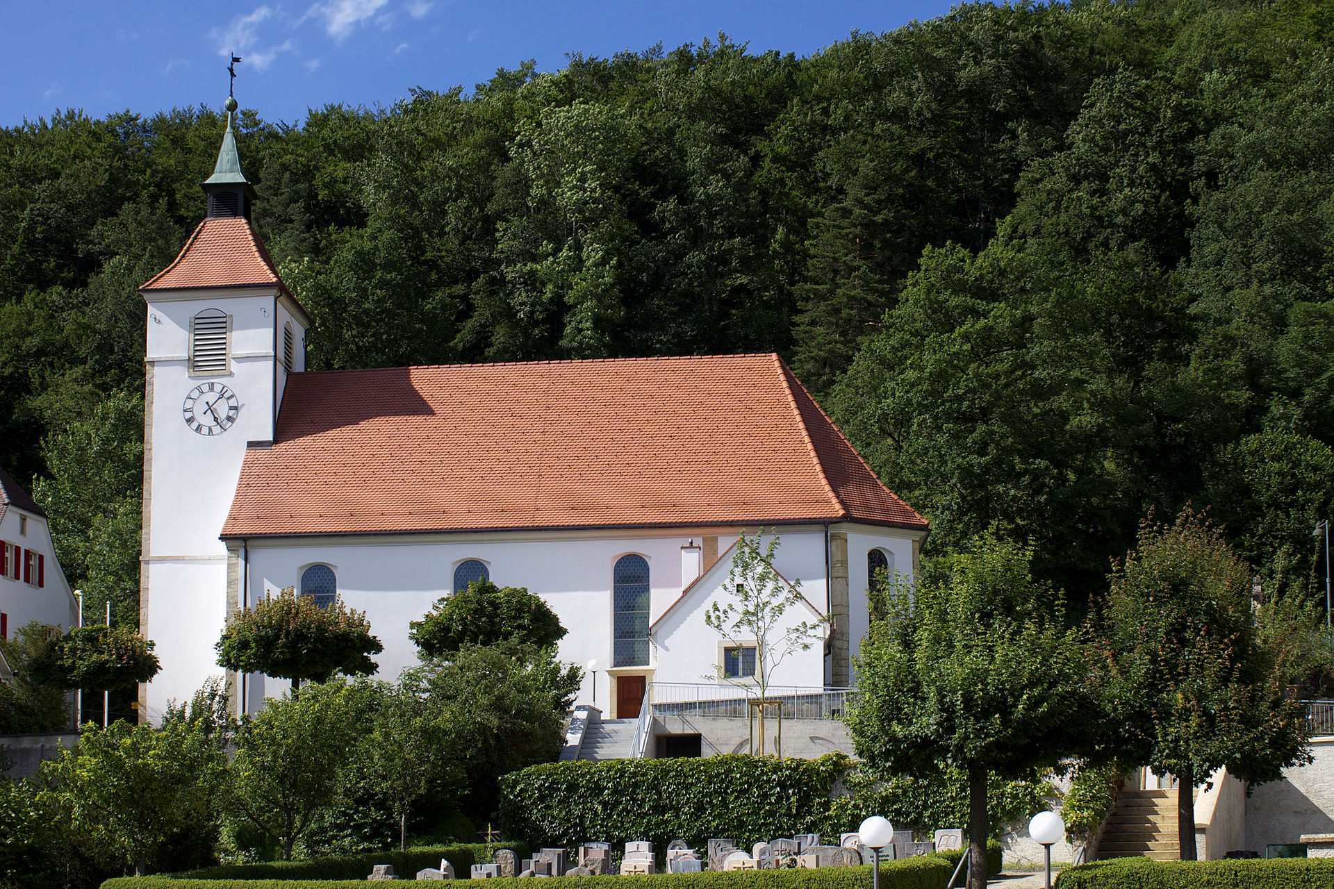 Kirche Himmelried